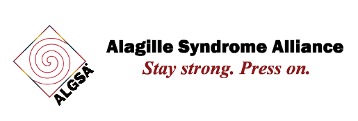 The Alagille Syndrome Alliance Logo