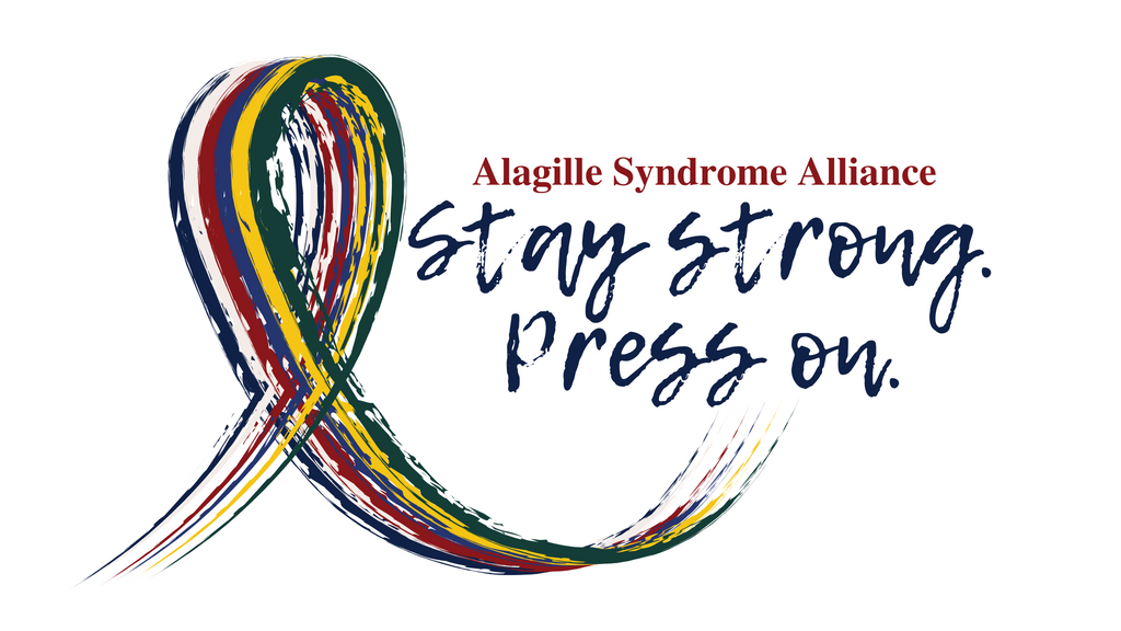 The ALGS Awareness Ribbon | The Alagille Syndrome Alliance